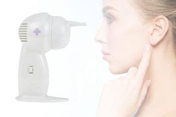 Elektronisk öronrensare med vakuum