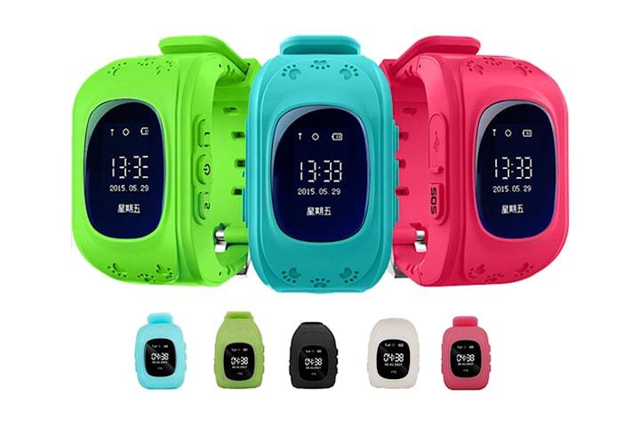 GPS Smartklokke til barn