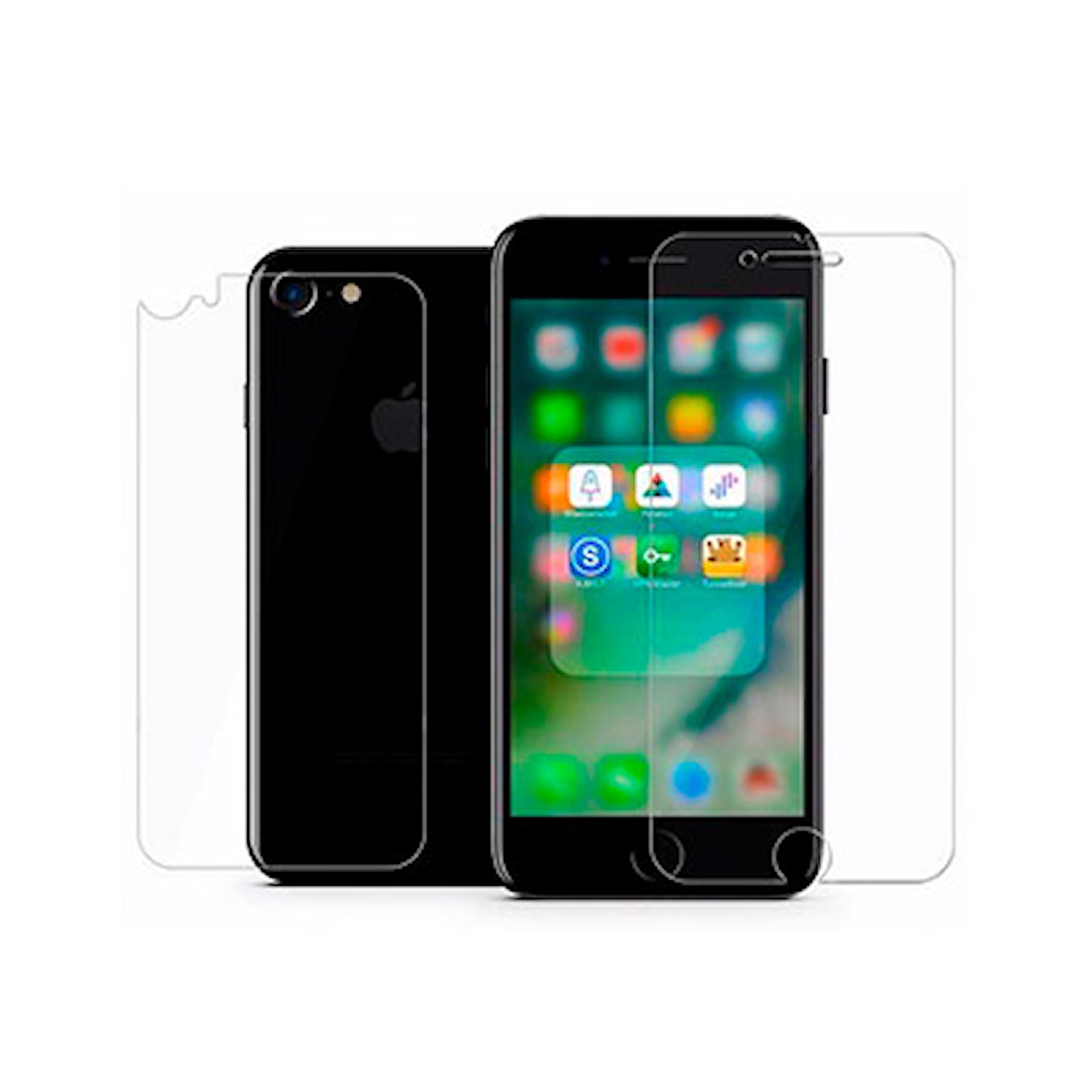 iPhone 6 Plus, Screen Protector Tempered Glass, For iPhone Models, Panserglass til iPhone, ,