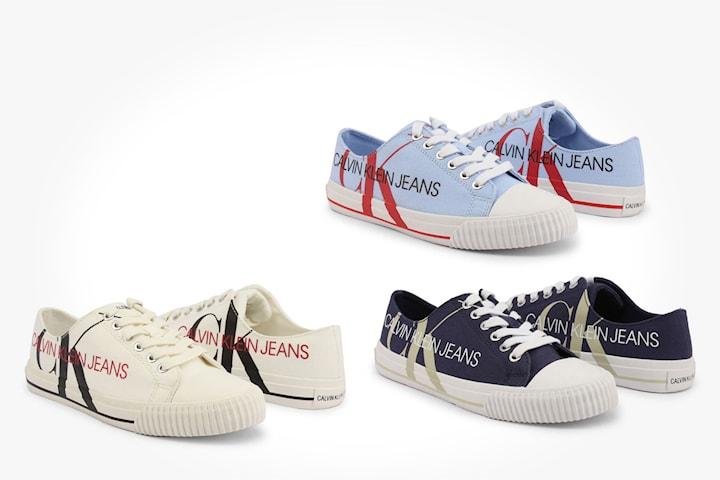 Calvin Klein Demianne sneakers dam