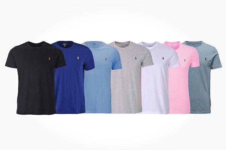 Ralph Lauren custom fit t-shirt