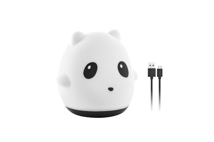 Oppladbar Nattlampe - Panda