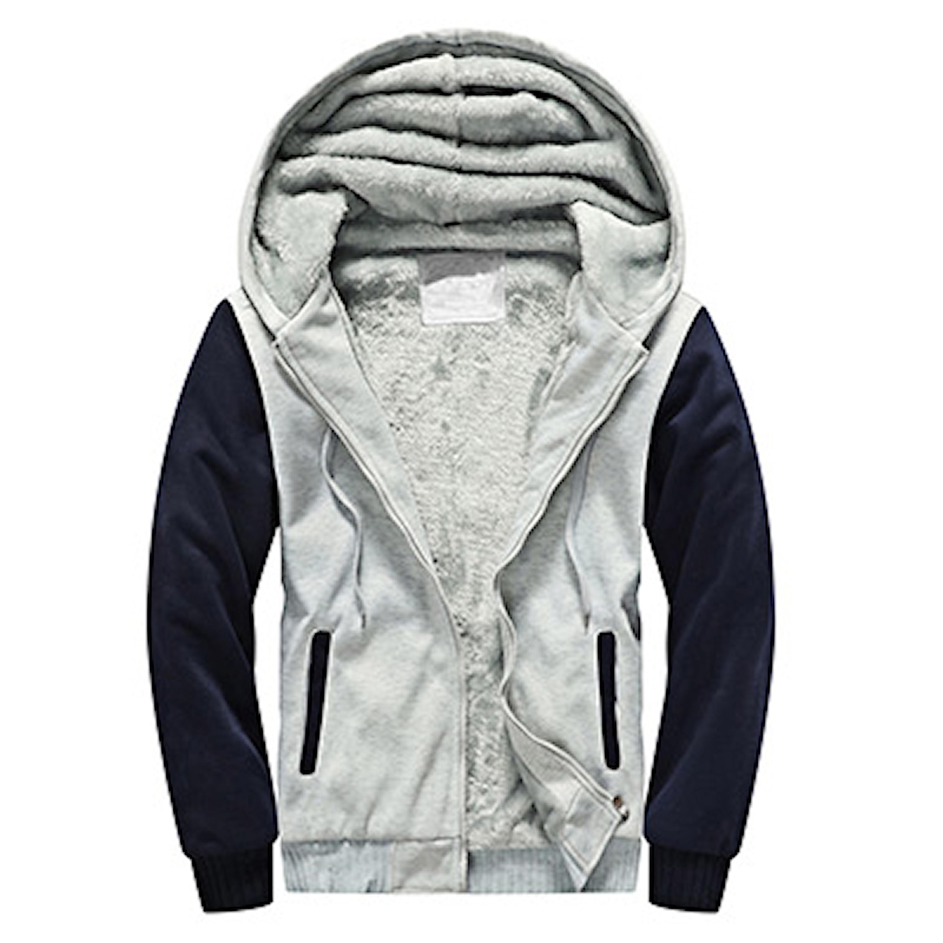 2, XXL, Men's Warm & Cozy Hoodie, Varm och mjuk hoodie, ,