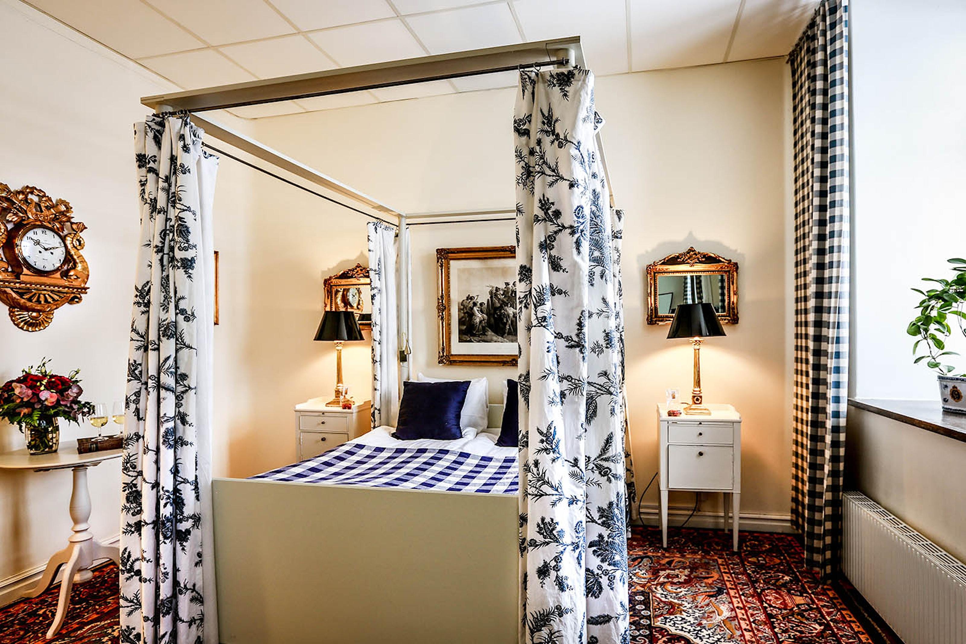 Romantiskt boende för 2 på Vadstena klosterhotell & spa