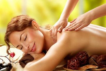 Aromaterapi massasje 55 eller 85 minutter hos Molens Thai-massasje