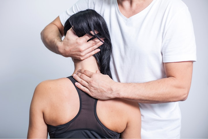 Massage 20 min hos Unikvård