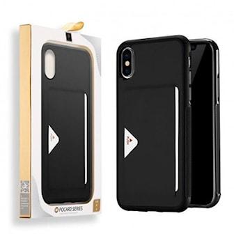 Svart, DUX Case - iPhone X, DUX Cover til iPhone X, ,