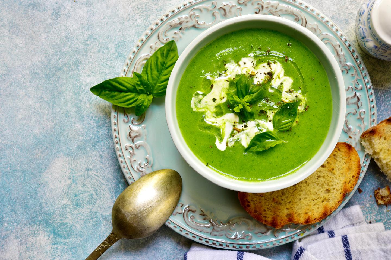 Soppa inkl. tillbehör på Joy's (1 av 1)