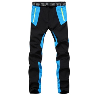 Blå/Svart, XL, Outdoor Pants for Women, Utendørsbukse for dame, ,  (1 av 1)