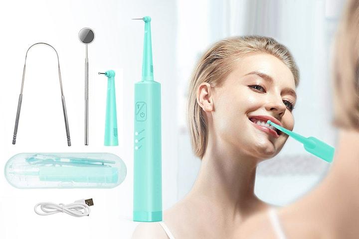 Elektrisk tannpleiesett