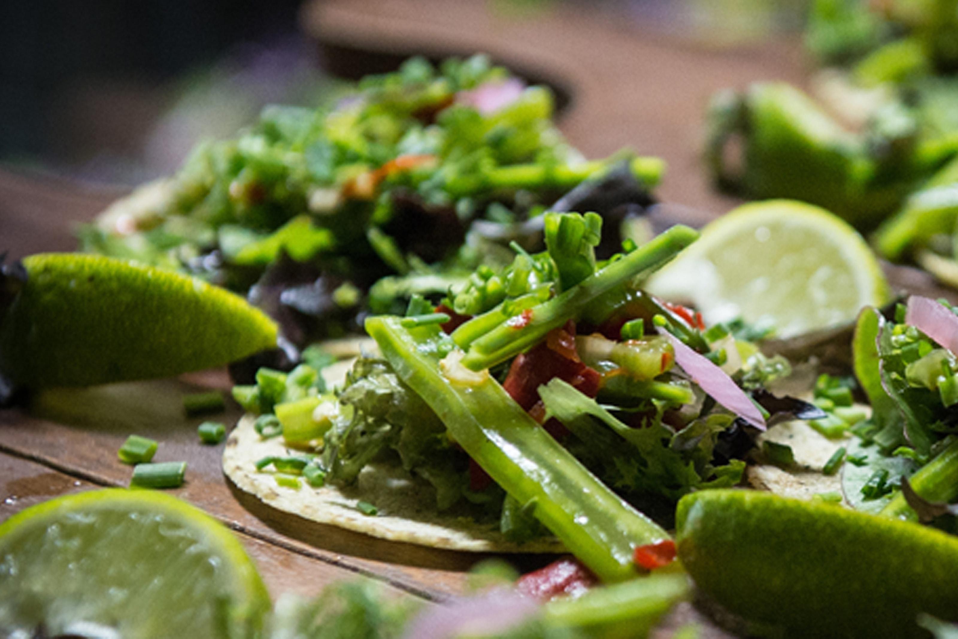 Nyt en deilig 7-retters tasting meny hos Tijuana på løkka!
