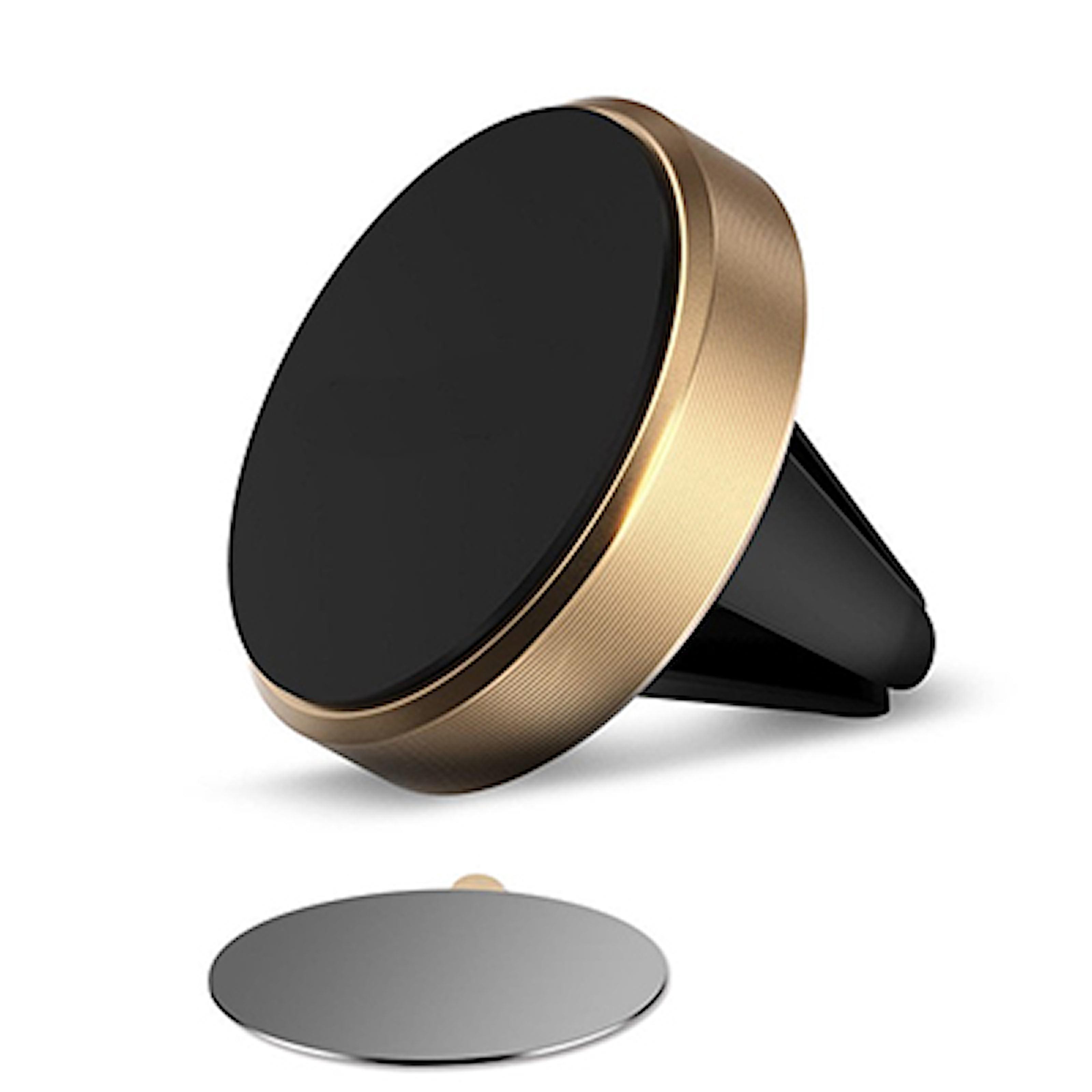 Guld, Magnet phone holder, Magnetisk mobilhållare, ,