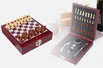 Schack- och vinset