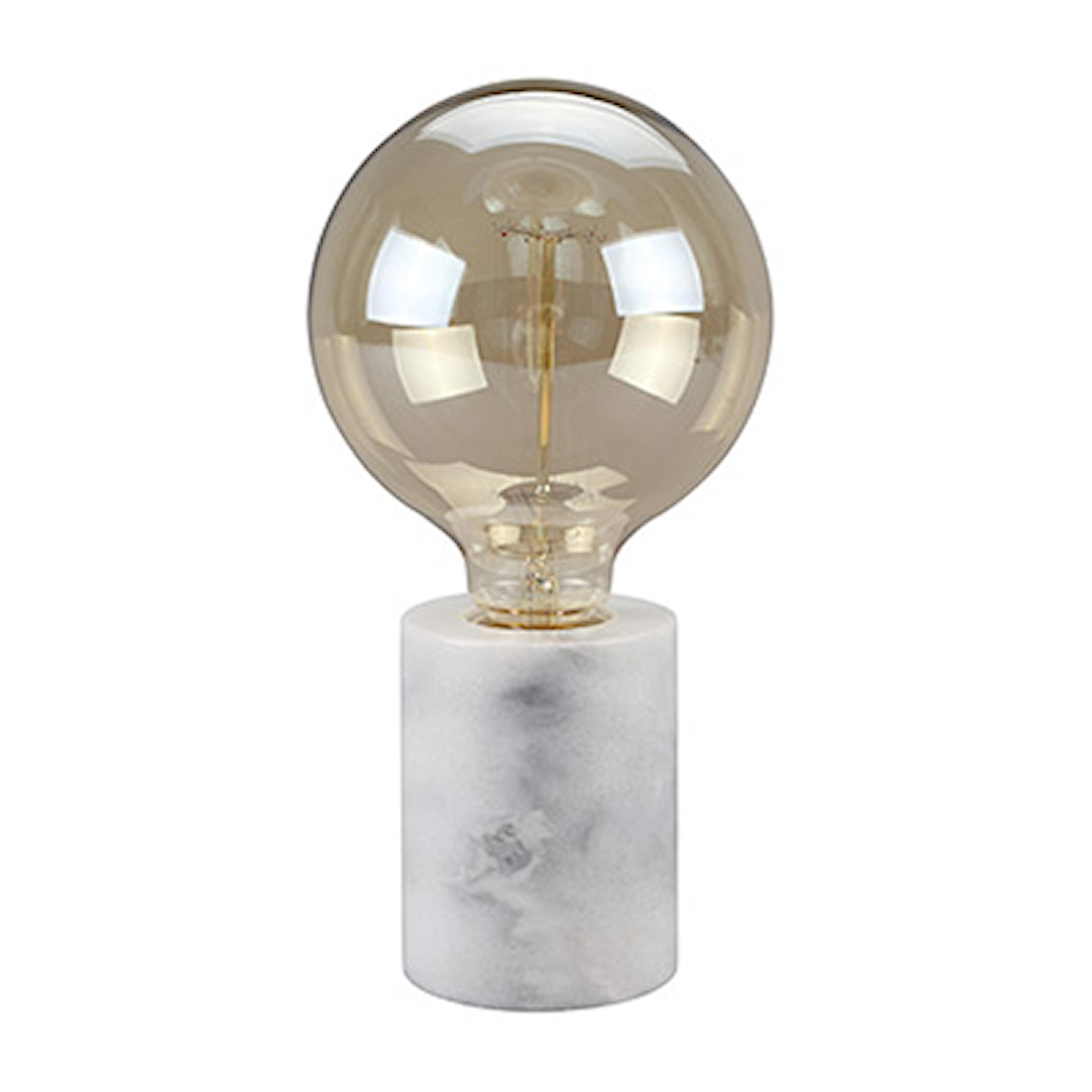 White Marble, Tablelamp E27, Bordslampa från Lightning by Havsö, ,