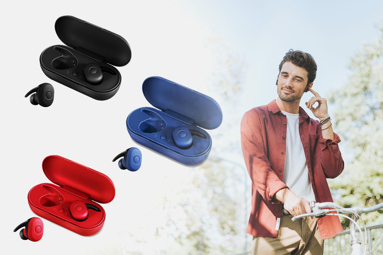 TWS Trådløst øretelefoner (1 av 16)