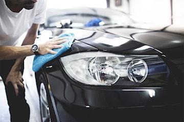 Komplett bilrekond hos Nödinges handbiltvätt