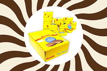 Marabou Choco Moment 30 stk. à 30 gram