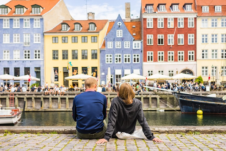 Boende för 2 på hotell Østerport i Köpenhamn
