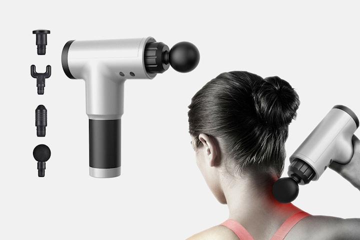 Massageapparat för djup bindvävsmassage