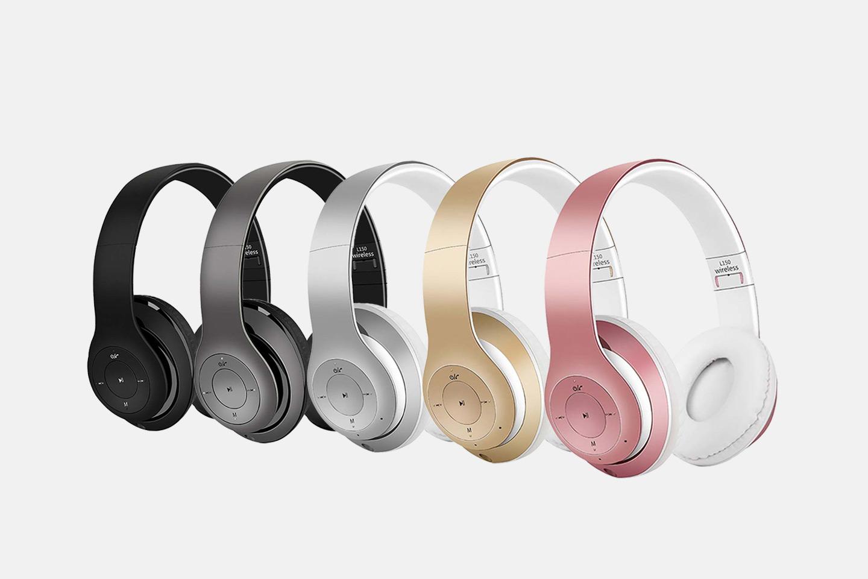 Trådløse hodetelefoner L150 (1 av 7)