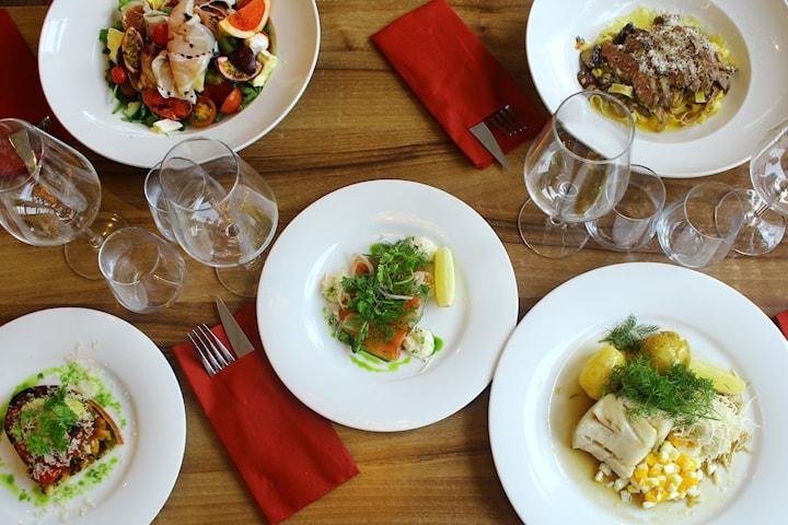 3-rätters middag inkl. dryck på Arnest Restaurang