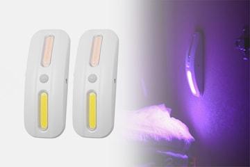 Bakteriedrepende UV-lampe