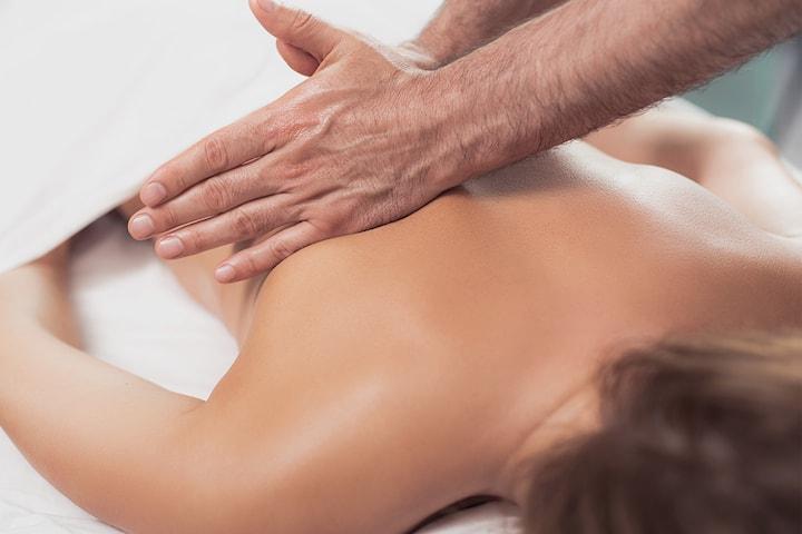 Klassisk massasje i 30, 50 eller 90 minutter hos Massasje Med Deg sentralt på Majorstua