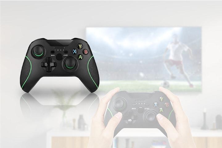 Trådlös spelkontroll för Xbox, PC och mobil