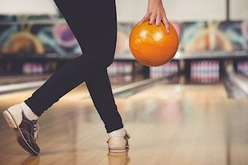 Bowling, halva priset