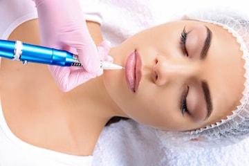 Permanent makeup eller microblading hos Alexandra Maria Studio