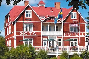 Kryssningspaket på Göta Kanal