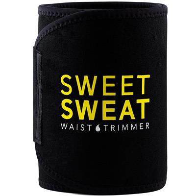 Svart, L, Sweet Sweat Waist Trainer, Svettebånd til trening, ,  (1 av 1)