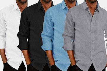 Skjorte herre