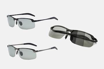 Polariserte solbriller