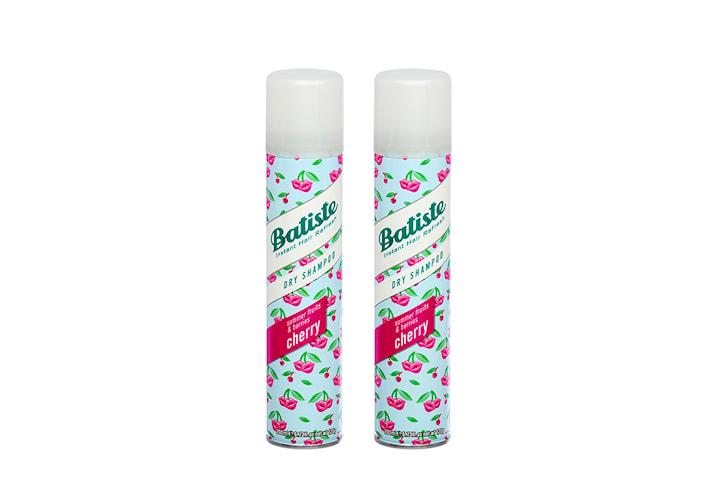 2-pack Batiste Dry Shampoo Cherry 200ml