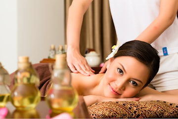 Massage i 30 eller 60 minuter