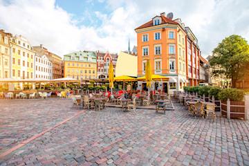Wellness och spalyx i Riga