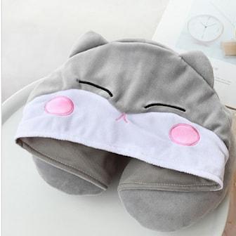 Hamster, Cute Neck Pillow, , ,