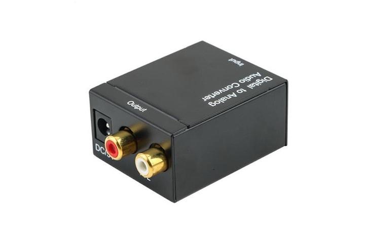 Digitalt till Analogt Audio Konverterare