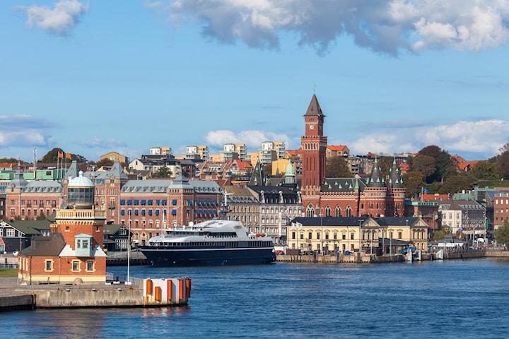 1 natt för 2 personer på Good Morning + Helsingborg