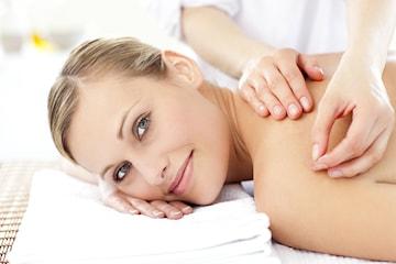 Laserakupunktur/akupunktur + rygg- og nakkemassasje hos Helhetsklinikken Haukland i Drammen