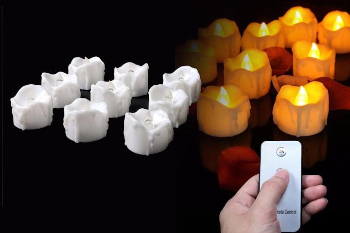Elektriskt ljus 12-pack