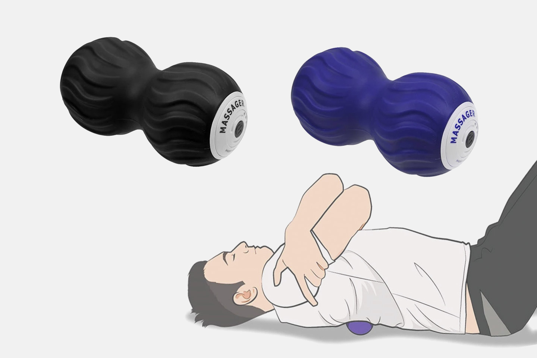 Vibrerende massasjerulle (1 av 6)