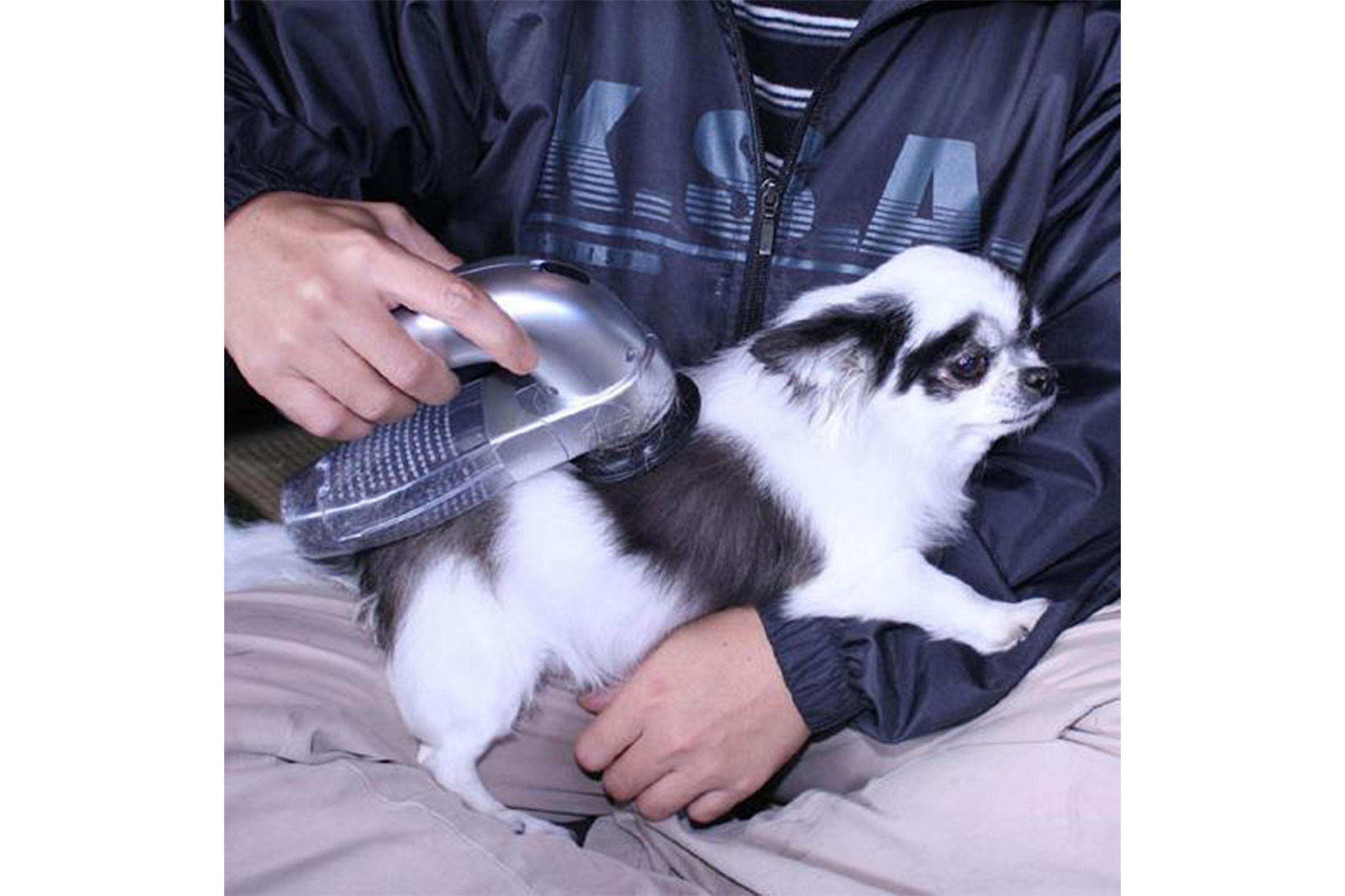 Støvsuger for pels