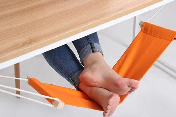 Hängmatta för fötterna
