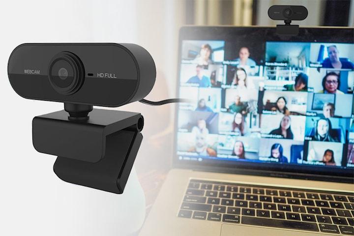 Webkamera av høy kvalitet