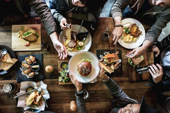 Dagens lunch inkl. dryck på Panorama