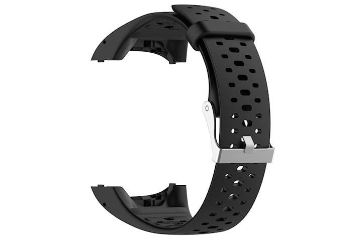 Armband till Polar M400 / M430 träningsklocka - svart