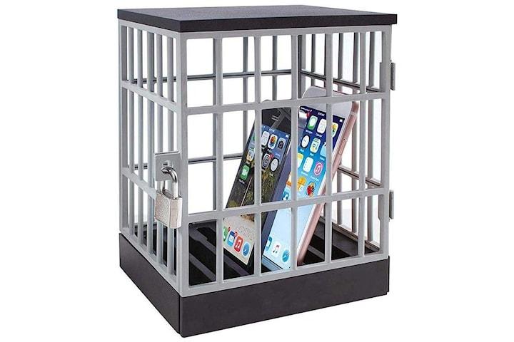 Mobillåda - Fängelse