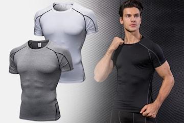Trenings t-skjorte herremodell